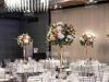 Dekoracija vencanja-cvetni aranzmani-zelenilo-zlatni svecnjaci-beograd-dekoracija stola-tifany stolice
