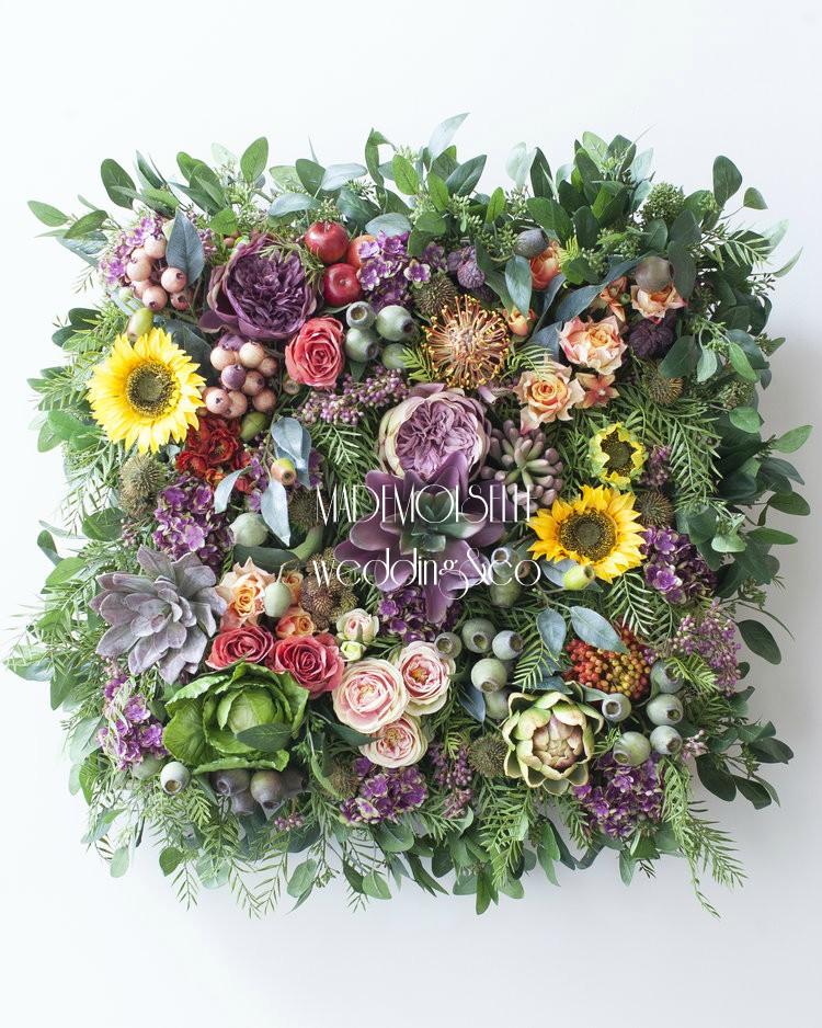 3E3F3143 - cvetni zid