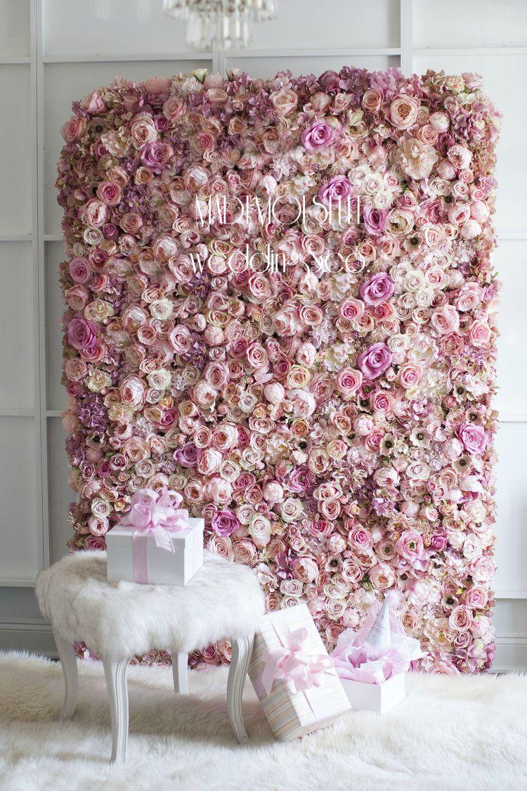 3E3F6164 - cvetni zid