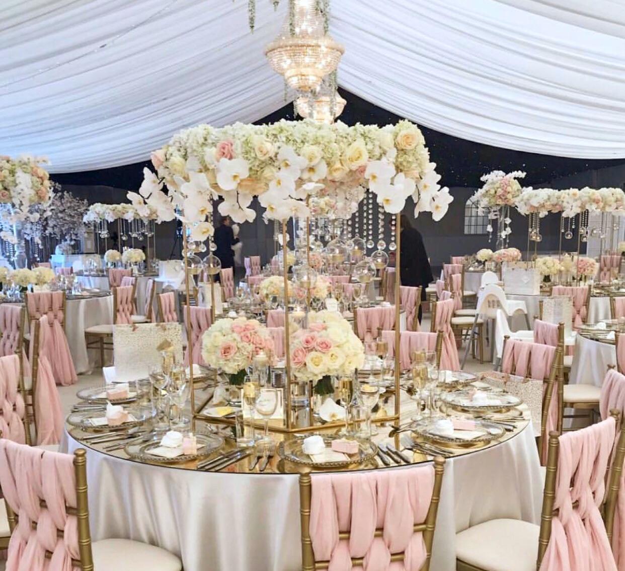 dekoracija svadbe 2020-2