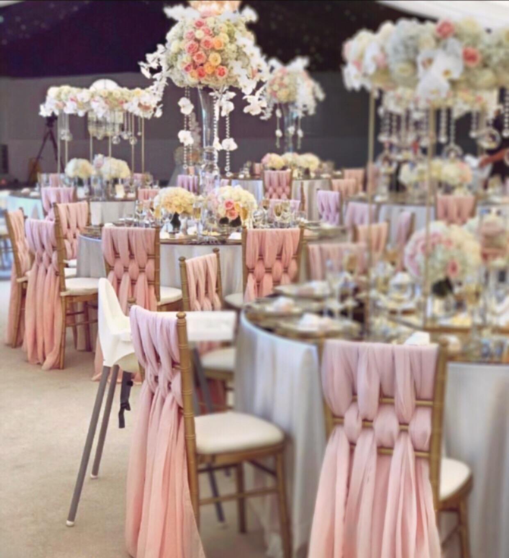 dekoracija svadbe