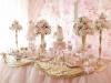 IMG_E4535-slatki sto-dekoracija rodjendana-dekoracija za krstenje-kolacici-nezno roze zlatna dekoracija slatkog stola-pruge- ruze