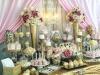 Slatki sto-dekoracija za slatki sto-dekoracija slatkog stola-kolaci-cupecakes-roze zlatna dekoracija slatkog stola-muffins-cakepops-dekoracija krstenja-radujevac-negotin-dekoracija rodjendana