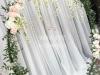 Dekoracija svadbe-dekoracija vencanja-paravan za slikanje-paravan sa cvecem-draperija-cvetni venac-pozadina za slikanje-cvetni luk-cvetni krug